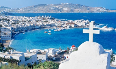 "Greece ""Selling"" Islands to Help the Economy"