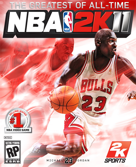 NBA 2K 11 Michael Jordan Returns