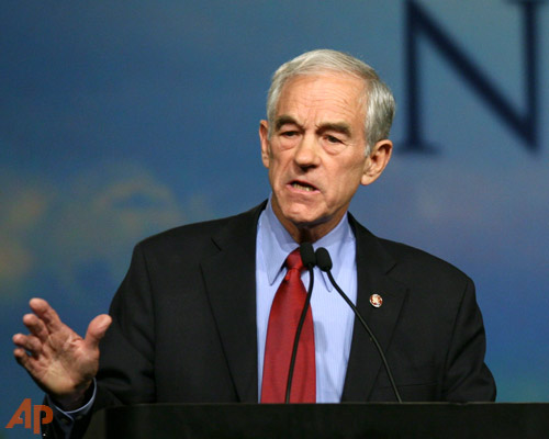 Ron Paul: Audit the Gold?