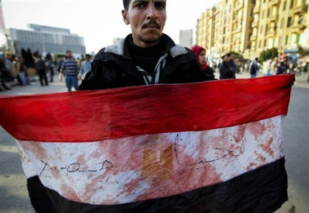 Lessons in Manliness from the Egyptian Revolution