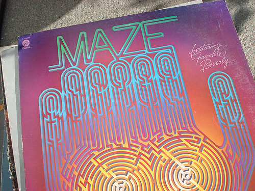 Maze Featuring Frankie Beverly Live