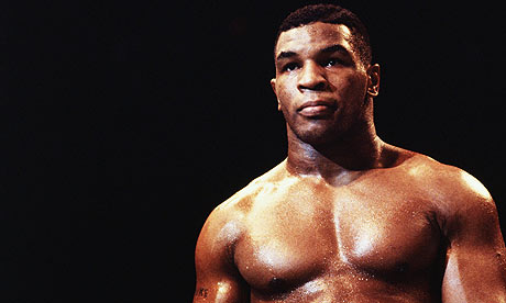 Mike Tyson releases free iPhone App