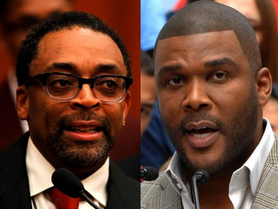 Tyler Perry vs. Spike Lee: Let's bring the Jews into this!