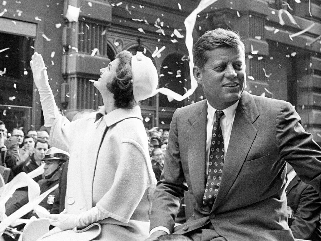 Fourth of July recall: Kennedy's 1962 Independence Hall speech