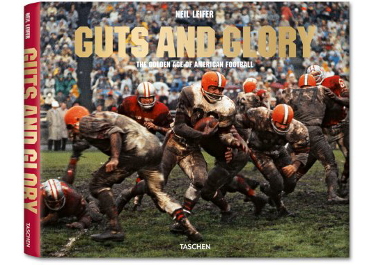 """Guts & Glory: The Golden Age of American Football, 1958-1978″ Book"