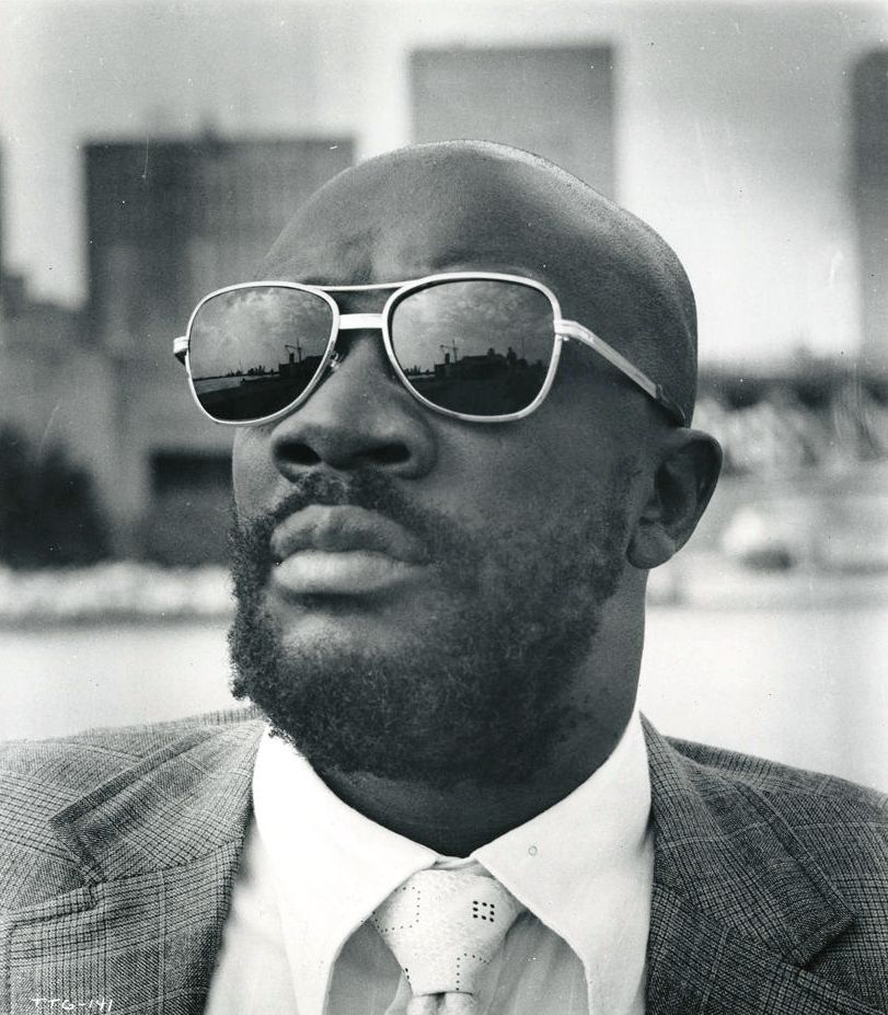 "Isaac Hayes ""Lifetime Thing"""
