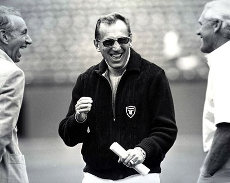 """The Great"" Al Davis Dies at 82"