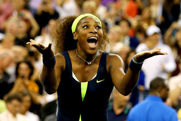 Serena Williams wins fourth U.S. Open, 15th Grand Slam title