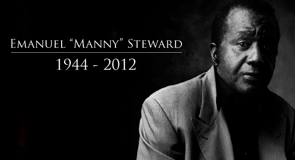 "Legendary Detroit Boxing Trainer Emanual ""Manny"" Steward dies at 68"
